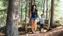 Forêts et promenadestest