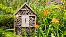Créer son hôtel à insectestest