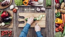 Connaître les familles de légumestest